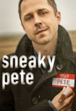 Sneaky Pete (2015) afişi