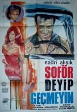 Şoför Deyip Geçmeyin (1966) afişi