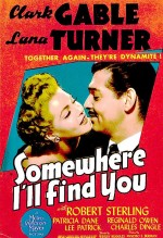 Somewhere I'll Find You (1942) afişi