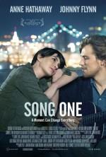 Song One (2014) afişi