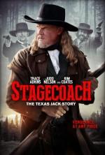 Stagecoach: The Texas Jack Story (2016) afişi