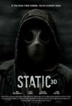 Static (2012) afişi