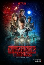 Stranger Things Sezon 2 (2017) afişi