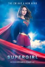 Supergirl 2. Sezon (2016) afişi