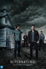 Supernatural Sezon 9 (2013) afişi