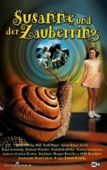 Susanne und der Zauberring (1974) afişi