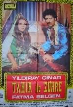 Tahir Ile Zühre (1972) afişi