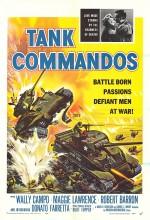 Tank Commandos (1959) afişi