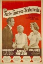 Tante Cramers Testamente (1941) afişi
