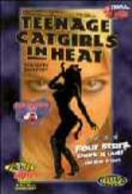 Teenage Catgirls ın Heat  afişi
