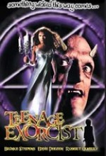 Teenage Exorcist (1993) afişi