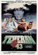 Teheran-43 (1981) afişi