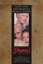 Tehlikeli İlişkiler (1988) afişi