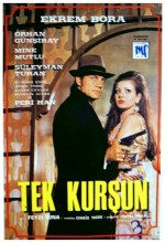 Tek Kurşun (1968) afişi