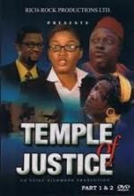 Temple Of Justice (2008) afişi