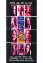 Ten Tiny Love Stories (2001) afişi