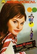 Tengo 17 Años (1964) afişi