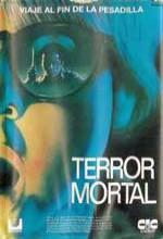 Terror Mortal (1982) afişi