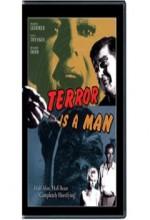 Terror ıs A Man (1959) afişi