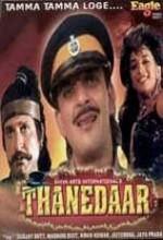 Thanedaar (1990) afişi