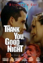 Thank You, Good Night (2001) afişi