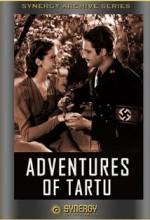 The Adventures Of Tartu (1943) afişi