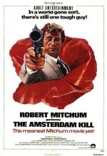 The Amsterdam Kill (1977) afişi