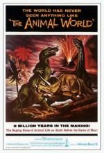 The Animal World (1956) afişi