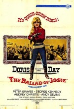 The Ballad Of Josie (1967) afişi