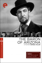 The Baron Of Arizona (1950) afişi