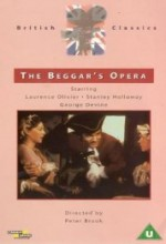The Beggar's Opera (1953) afişi
