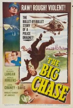 The Big Chase (1954) afişi
