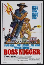 The Black Bounty Hunter (1975) afişi