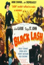 The Black Lash (1952) afişi