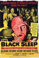 The Black Sleep (1956) afişi