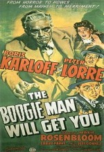 The Boogie Man Will Get You (1942) afişi
