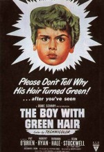 The Boy With Green Hair (1948) afişi