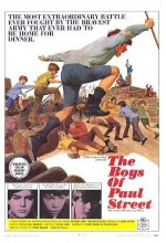 The Boys Of Paul Street (1969) afişi