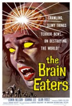 The Brain Eaters (1958) afişi