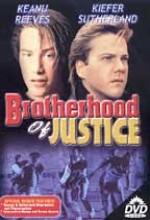 The Brotherhood Of Justice (1986) afişi