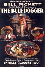 The Bull-dogger (1921) afişi