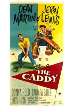 The Caddy (1953) afişi
