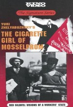 The Cigarette Girl From Mosselprom (1924) afişi