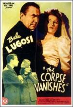 The Corpse Vanishes (1942) afişi