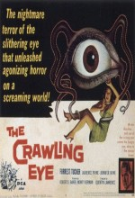The Crawling Eye (1958) afişi