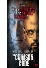 The Crimson Code (1999) afişi