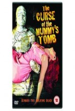 The Curse Of The Mummy's Tomb (1964) afişi