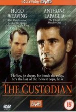 The Custodian (1993) afişi