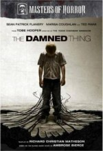 The Damned Thing (2006) afişi