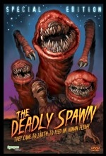 The Deadly Spawn (1983) afişi